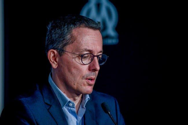 OM : Garcia critiquait l'OL c'était à cause d'Eyraud