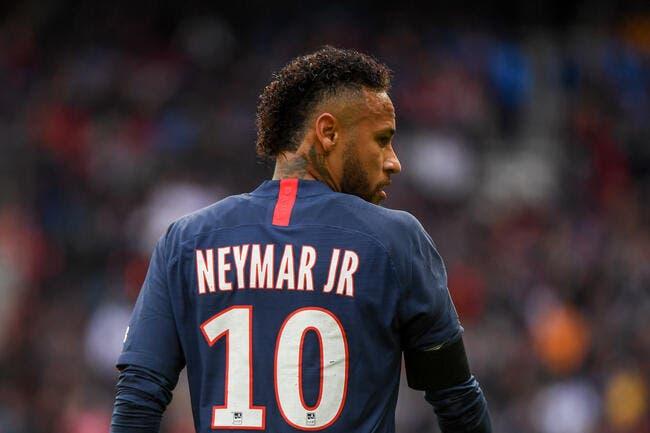 PSG : Neymar snobe le foot, il va gâcher sa carrière