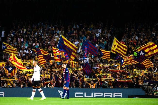 La Liga demande la délocalisation du Clasico à Madrid