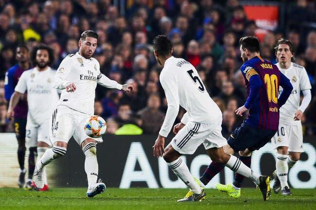 Esp : Barcelone-Real Madrid reporté au 18 décembre ?