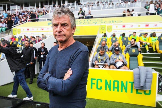 Nantes - Franck Kita acte la prolongation de Christian Gourcuff !