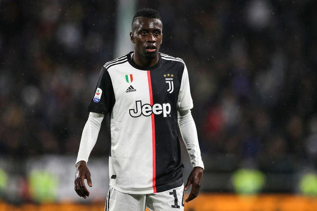 Ita: La Juventus a un plan B en béton pour retenir Matuidi