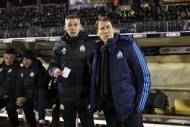 OL : Garcia débarque à Lyon avec son arme secrète