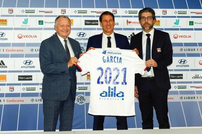 OL : Garcia fait «l'unanimité contre lui», une violente attaque
