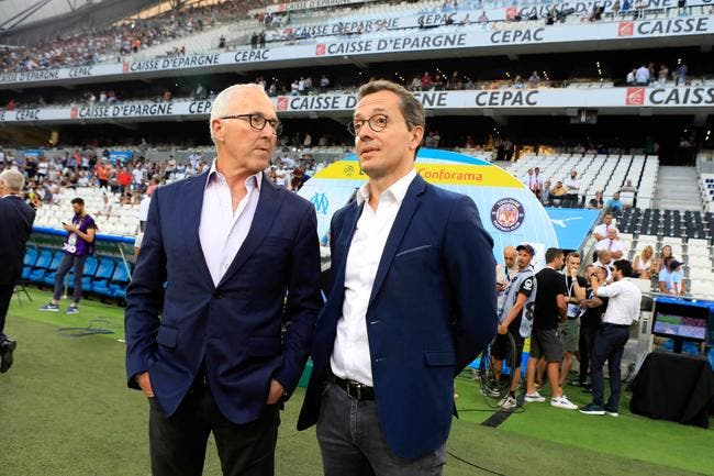 OM : Les Emirats arrivent, McCourt prêt à vendre Marseille !