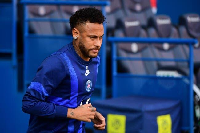 PSG: Neymar rate l'OM, et ça le peine