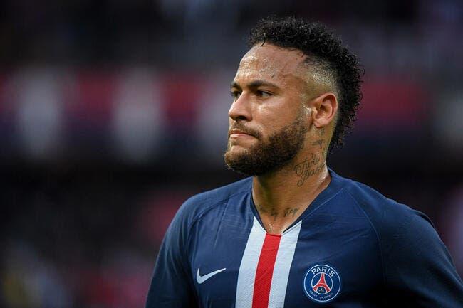 PSG : Neymar reçoit brutalement une mauvaise nouvelle