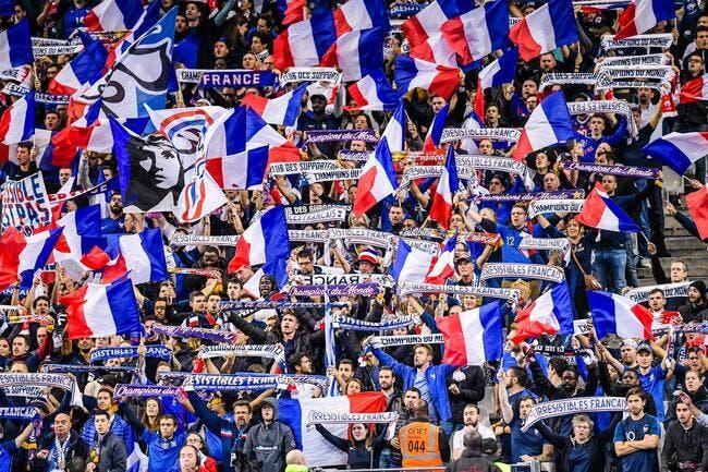 EdF: Des places à 10 euros pour France-Moldavie