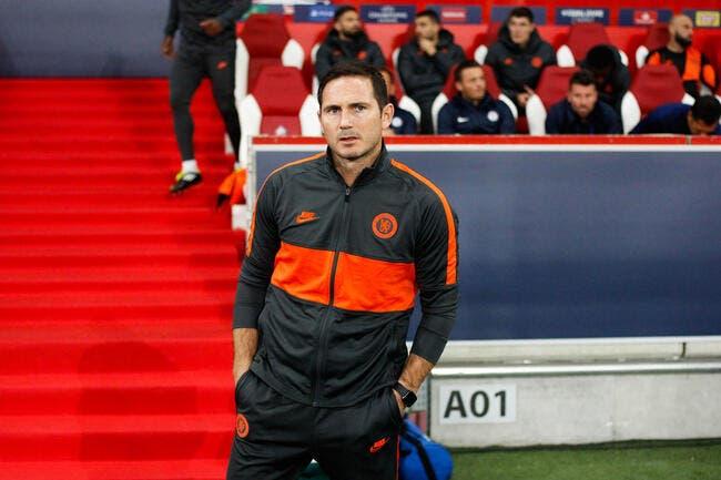 EdF: Deschamps ne l'a pas amusé, Lampard est furieux pour Kanté!