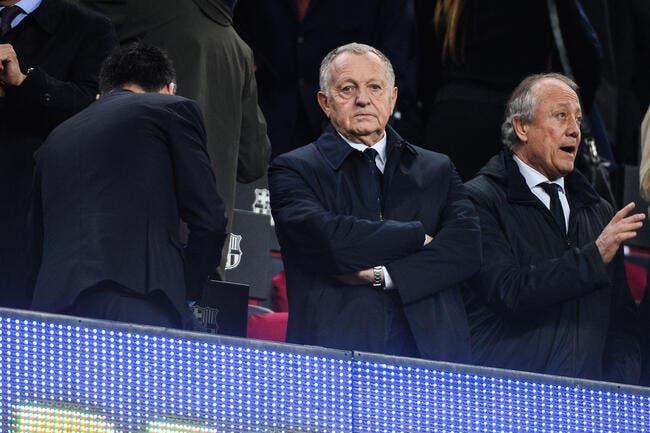 OL: Un stade anti-Lyon contre Dijon, Aulas supplie les supporters