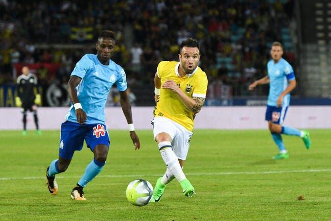 OM: Valbuena supplié de revenir à Marseille