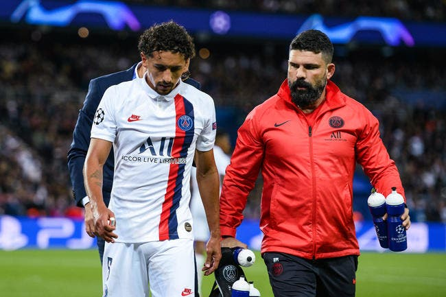 PSG : Le coupable des blessures trouvé, Paris change ses plans