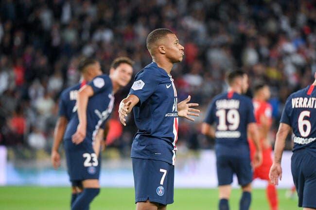 PSG: Mbappé n°1, ça va suer promet Ibrahimovic