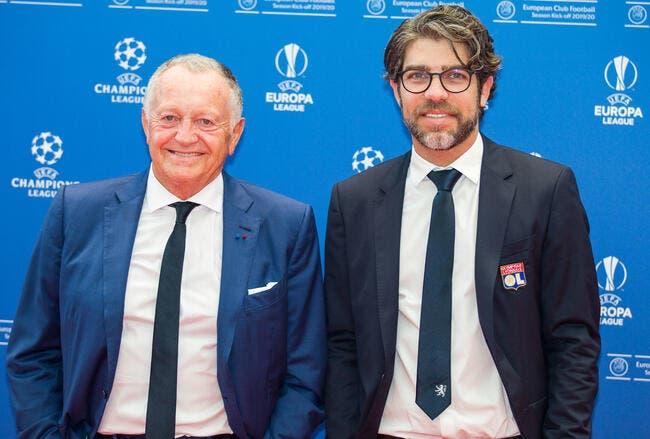 OL : Aulas reprend les clés de Lyon à Juninho