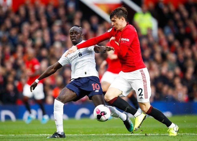 PL : Face à MU, Liverpool reste invincible