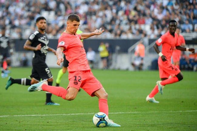 PSG : Meunier supplie Leonardo de le garder au mercato