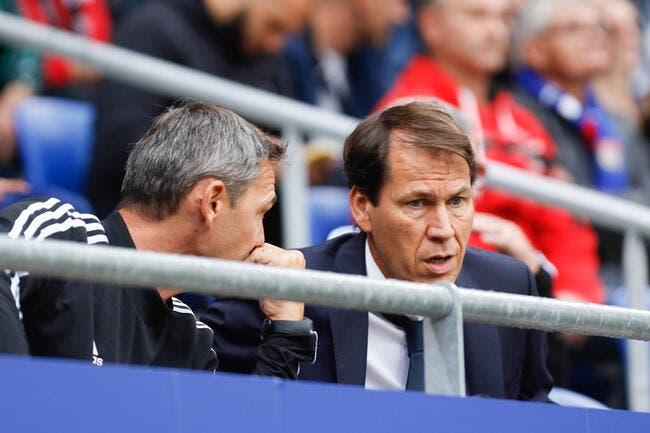 OL : Garcia va redresser Lyon, il prend les paris