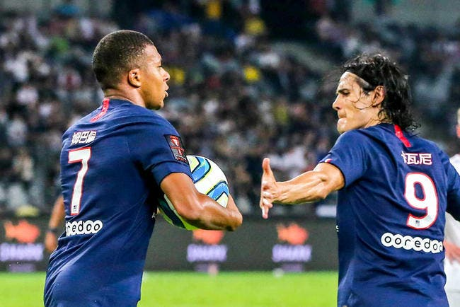 PSG : Mbappé et Cavani ne joueront pas 90 minutes à Bruges