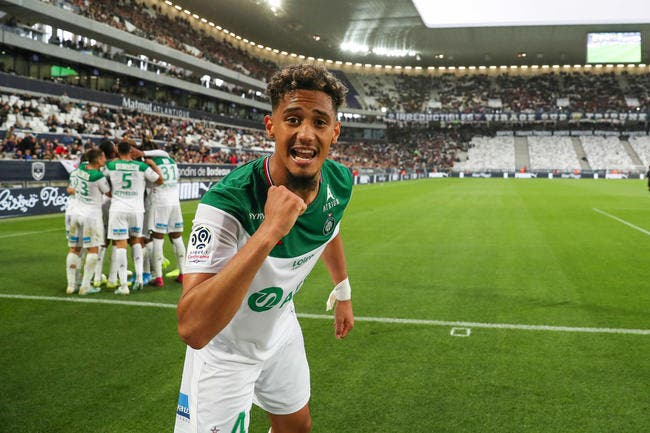 ASSE : William Saliba à l'Euro 2020, la hype est lancée