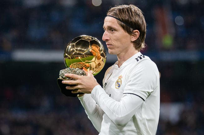 Ballon d'Or : Luka Modric lâche ses 4 grands favoris