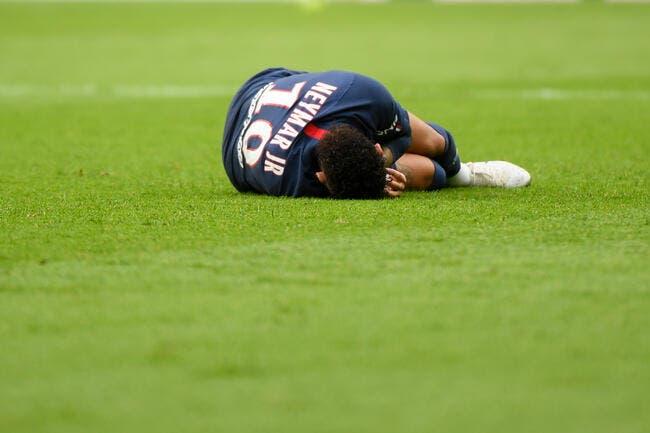 PSG : Neymar blessé, Paris est aussi accusé