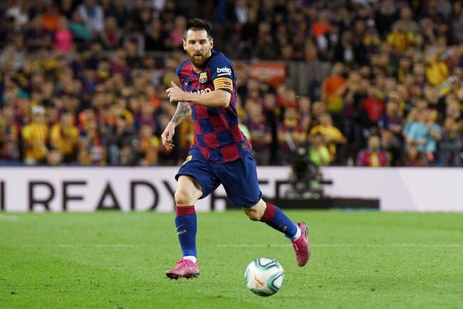 PSG : Messi à Paris, c'est son rêve le plus fou