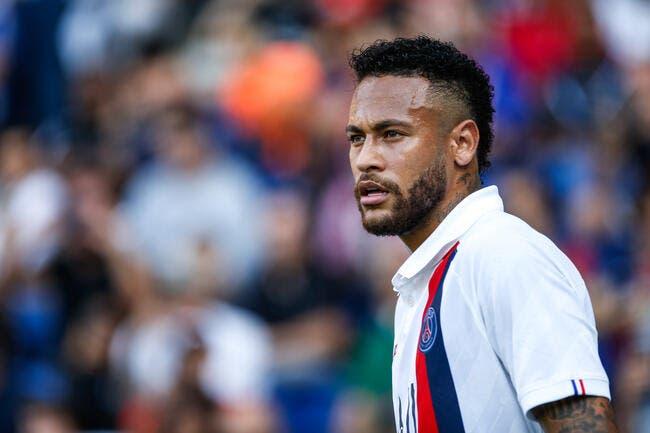 PSG : Neymar snobé, il va remettre les pendules à l'heure