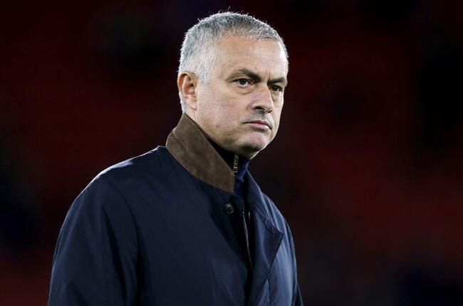 All: Mourinho au club du football total, ce n'est pas une blague…