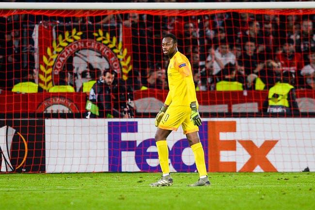 EL : Deux rouges, un penalty raté et une défaite, Rennes est maudit
