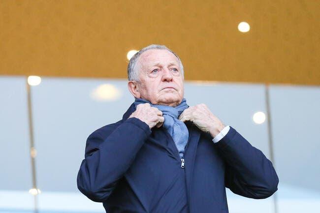 OL: JM Aulas analyse la défaite et fait une «Rudi Garcia»