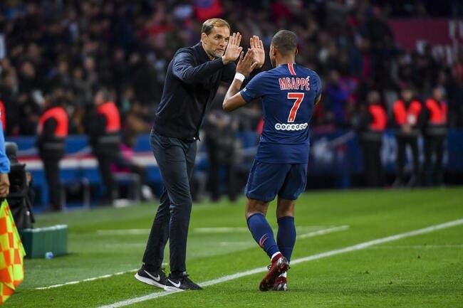 PSG: Neymar a plus de câlins, Mbappé en veut à Tuchel
