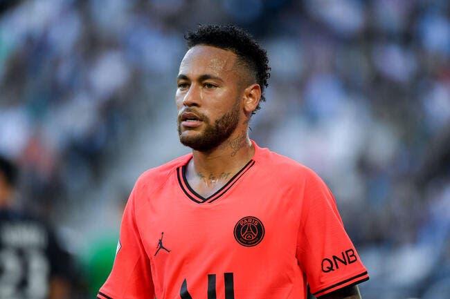 PSG : Prolonger Neymar, le Qatar a deux gros doutes