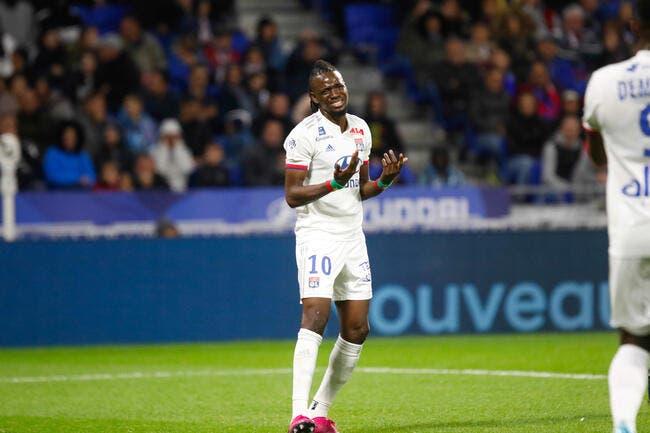 OL : Garcia écarte Bertrand Traoré du groupe contre Metz !