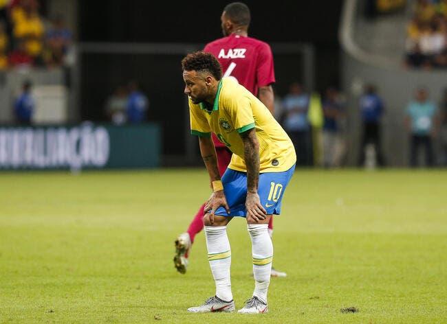 PSG: Le Brésil évite la polémique Neymar, Paris est soulagé