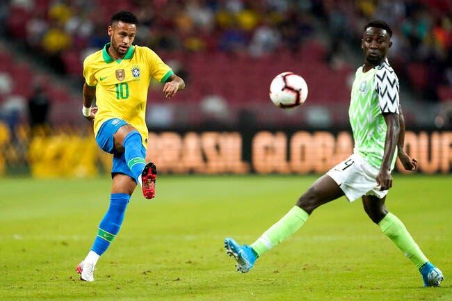 Le sélectionneur Tite convoque Rodrygo pour remplacer Neymar — Brésil