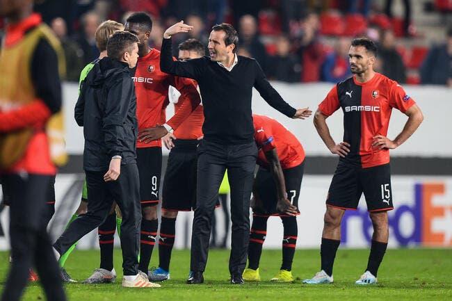 Rennes: Julien Stéphan confirmé, ce n'est pas bon signe