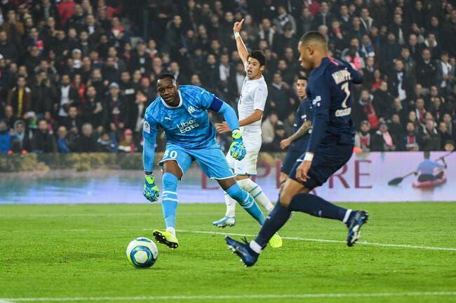 OM : Marseille n'est pas au niveau, Mandanda balance