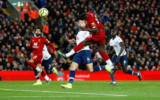 PL : Liverpool renverse Tottenham