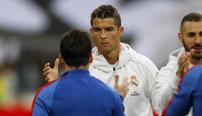 Cristiano Ronaldo est un monstre, c'est grâce à Messi