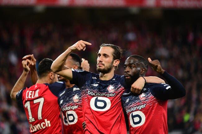 L1 : L'équipe type de la 11e journée de Ligue 1