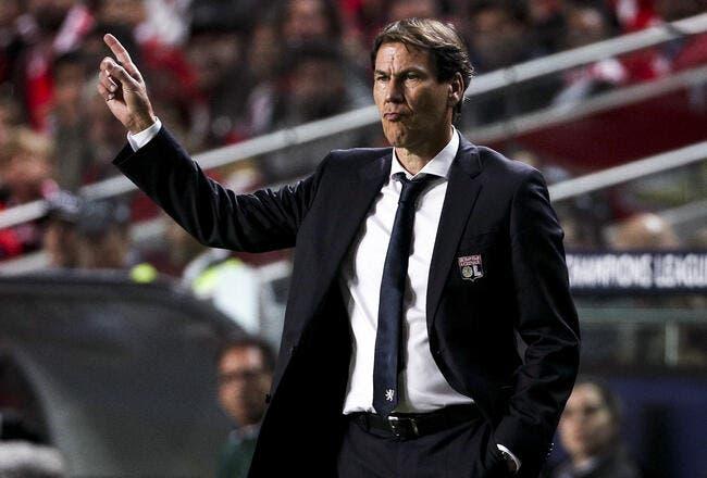 OL : Rudi Garcia obtient un adjoint de plus à Lyon