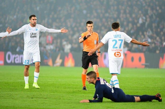 PSG-OM : Même l'arbitre a eu pitié de Marseille...