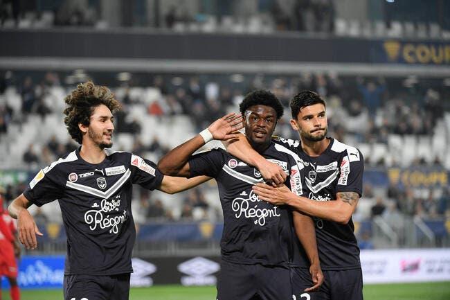 CdL : Bordeaux rejoint les huitièmes de finale
