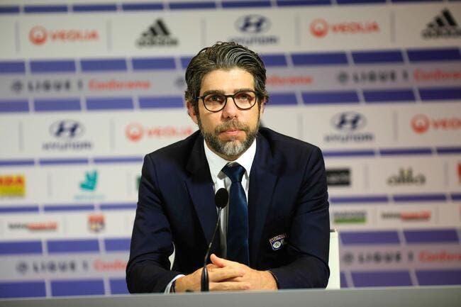 OL : Gilles Favard révèle pourquoi Lyon a choisi Garcia