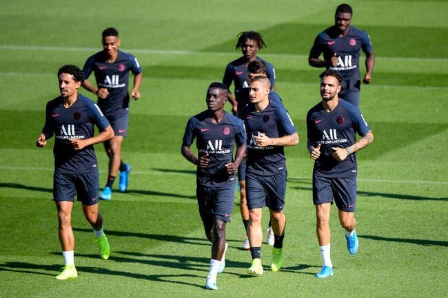 PSG : Beaucoup d'absents, mais des retours dans le groupe pour Dijon