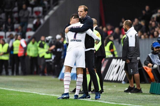 PSG : Mbappé au Real, Tuchel en rigole tous les jours