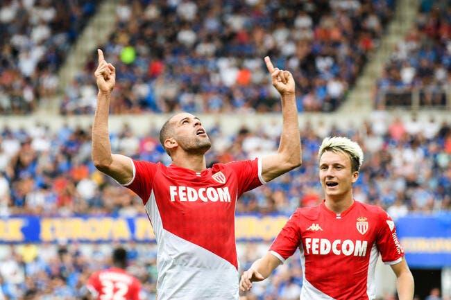 L1 : Encore raté, Monaco accroché malgré un énorme Slimani