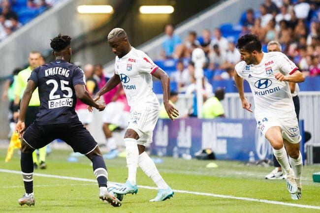 OL : Maxwel Cornet vendu à Rennes, Lyon résiste