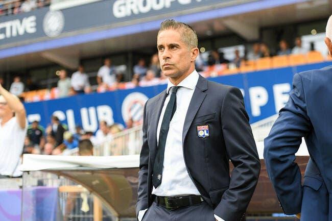 OL : Lyon a un gros souci, il donne une info à Sylvinho