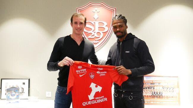 Officiel : Brest s'offre un défenseur de Ligue 2
